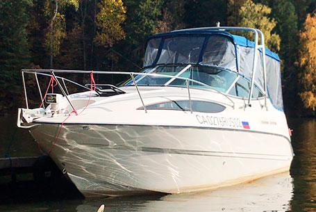Яхта на Павловке. Аренда. Покататься